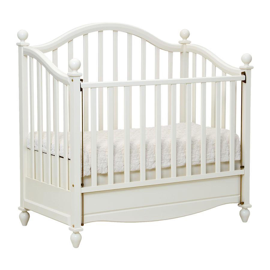 Кроватка для новорождённого Woodright OliverКровати для новорождённых<br><br>