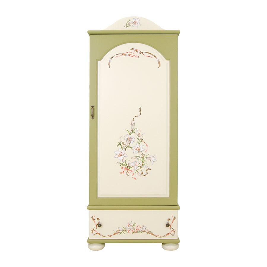Шкаф Woodright Willie Winkie Royal Lilies для одеждыШкафы, стеллажи<br><br>
