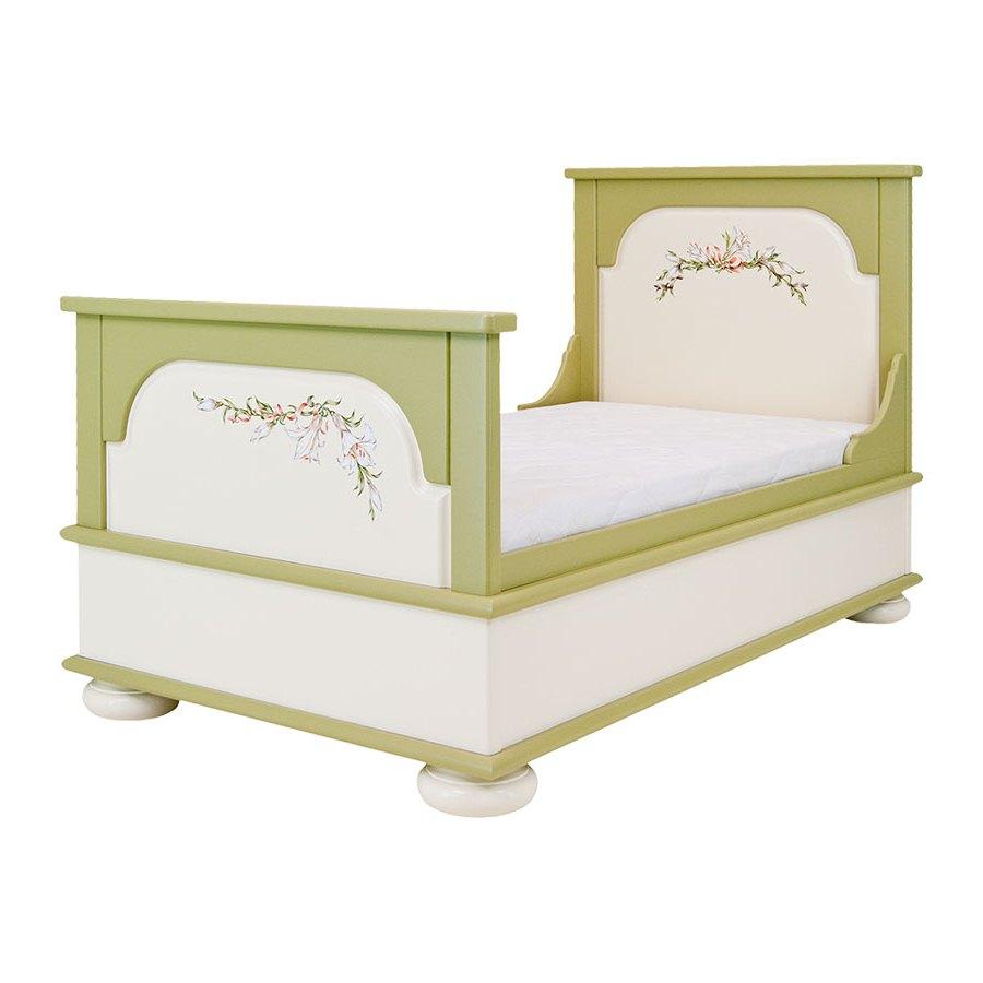 Подростковая кровать Woodright Willie Winkie Royal Lilies