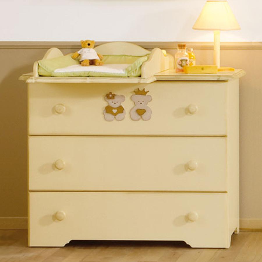 Комод коллекция Caprice Royal (цвет слоновая кость)Комоды, Столы для пеленания<br><br>