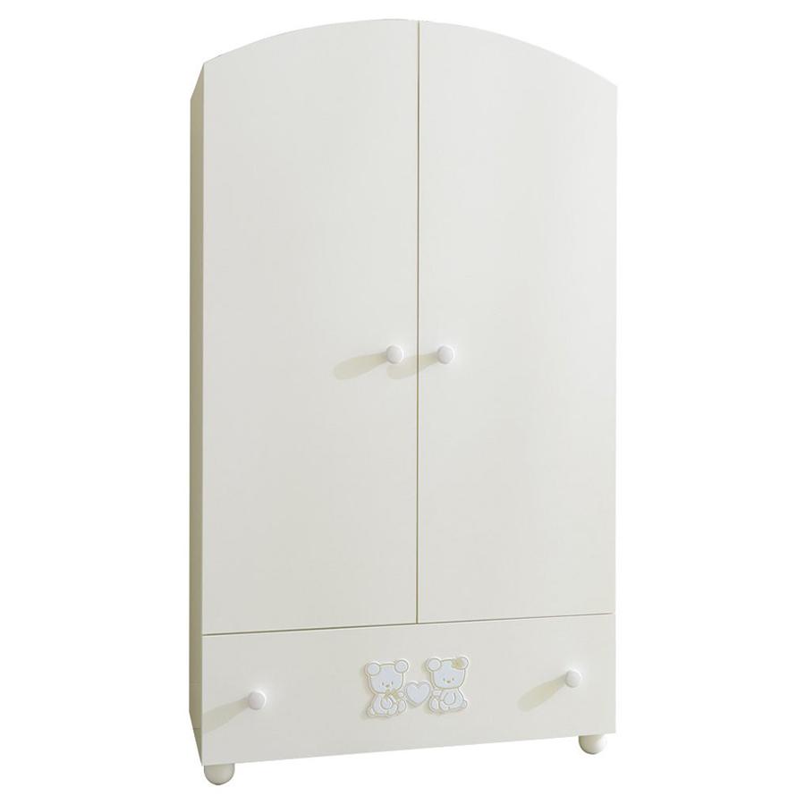 Шкаф Pali Smart Maison Bebe  белыйШкафы, стеллажи<br><br>
