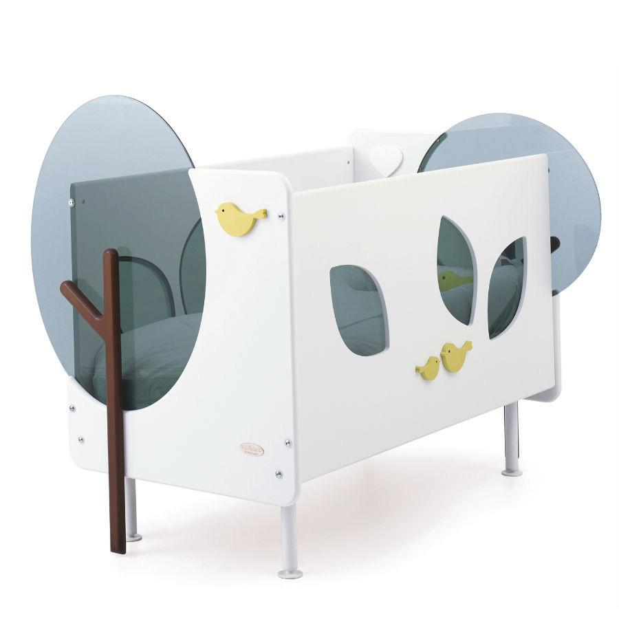 Кровать с окошечками коллекция Ii Bosco TopКровати для новорождённых<br><br>