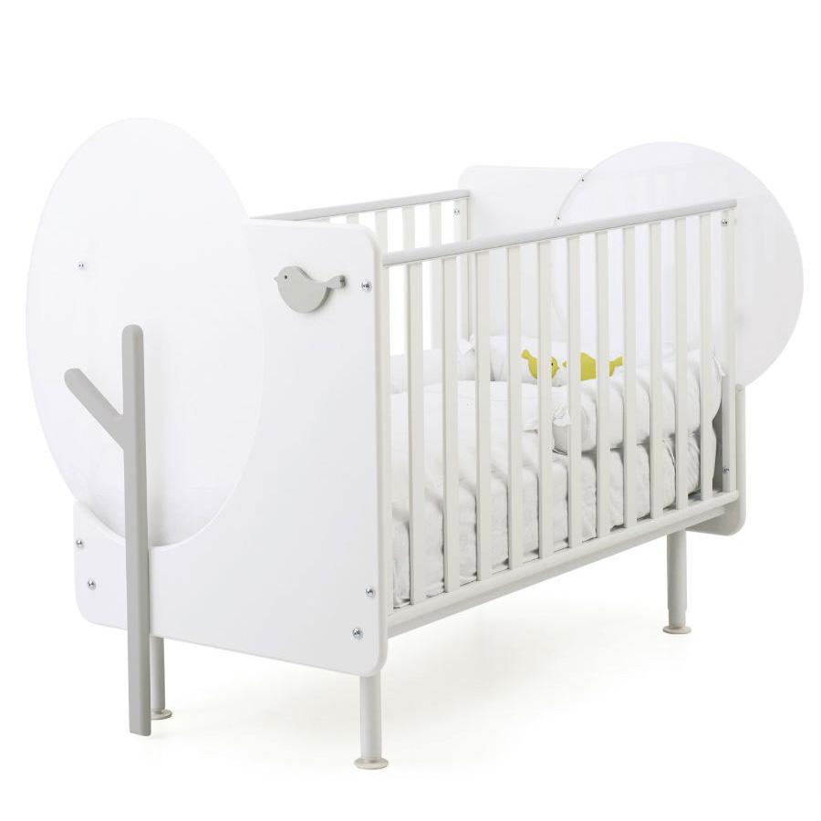 Baby Expert Кровать с окошечками коллекция Ii Bosco Top