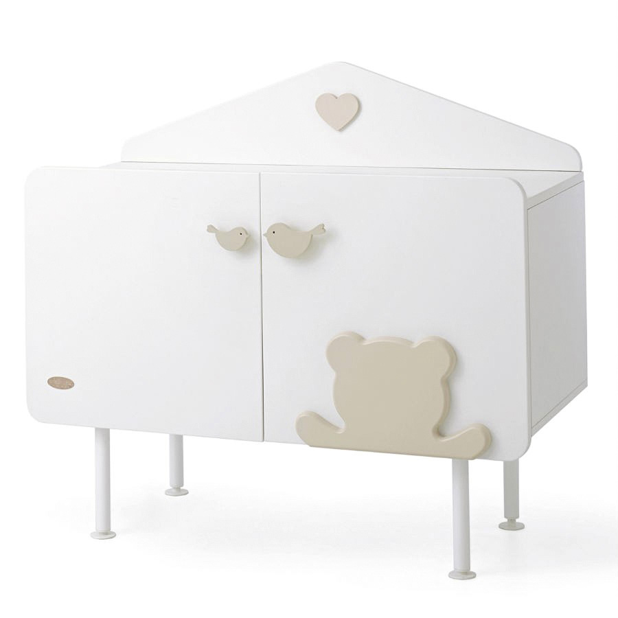 Комод коллекция La CasettaКомоды, Столы для пеленания<br><br>