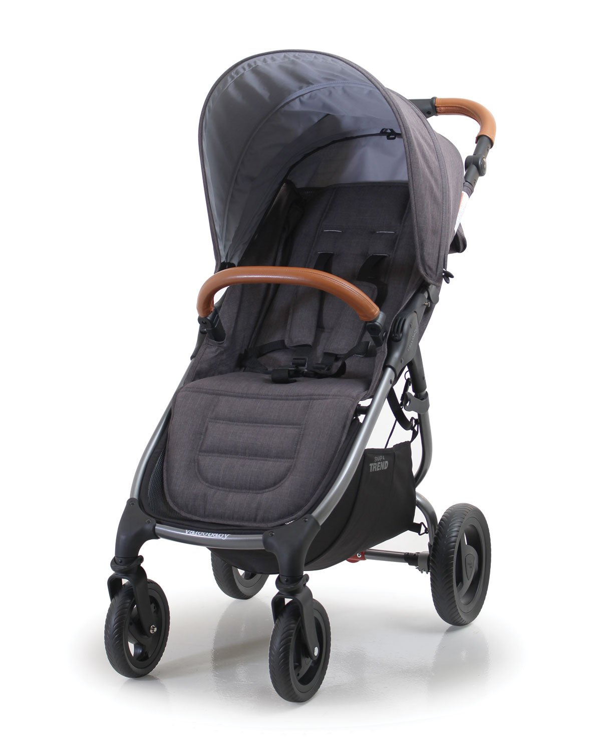 Коляска Valco Baby Snap 4 Trend CharcoalКоляски прогулочные<br><br>