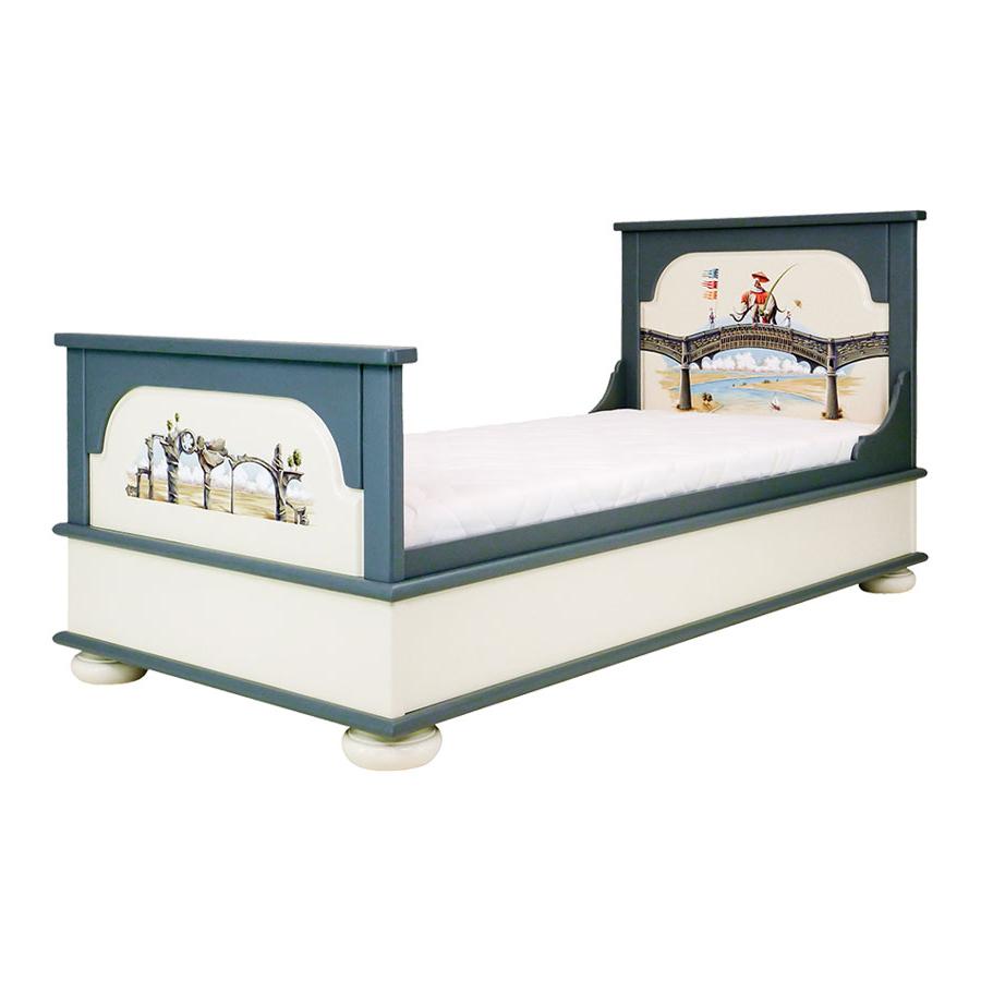 Подростковая кровать Woodright Willie Winkie AlbionКровати для подростков<br><br>