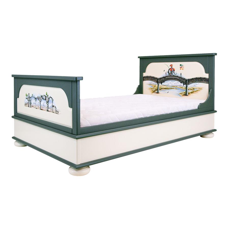 Подростковая кровать Woodright Willie Winkie Albion