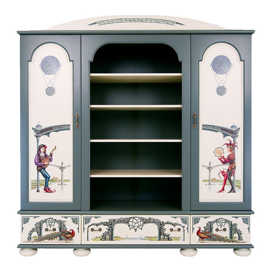 Шкаф комбинированный Woodright Willie Winkie AlbionШкафы, стеллажи<br><br>