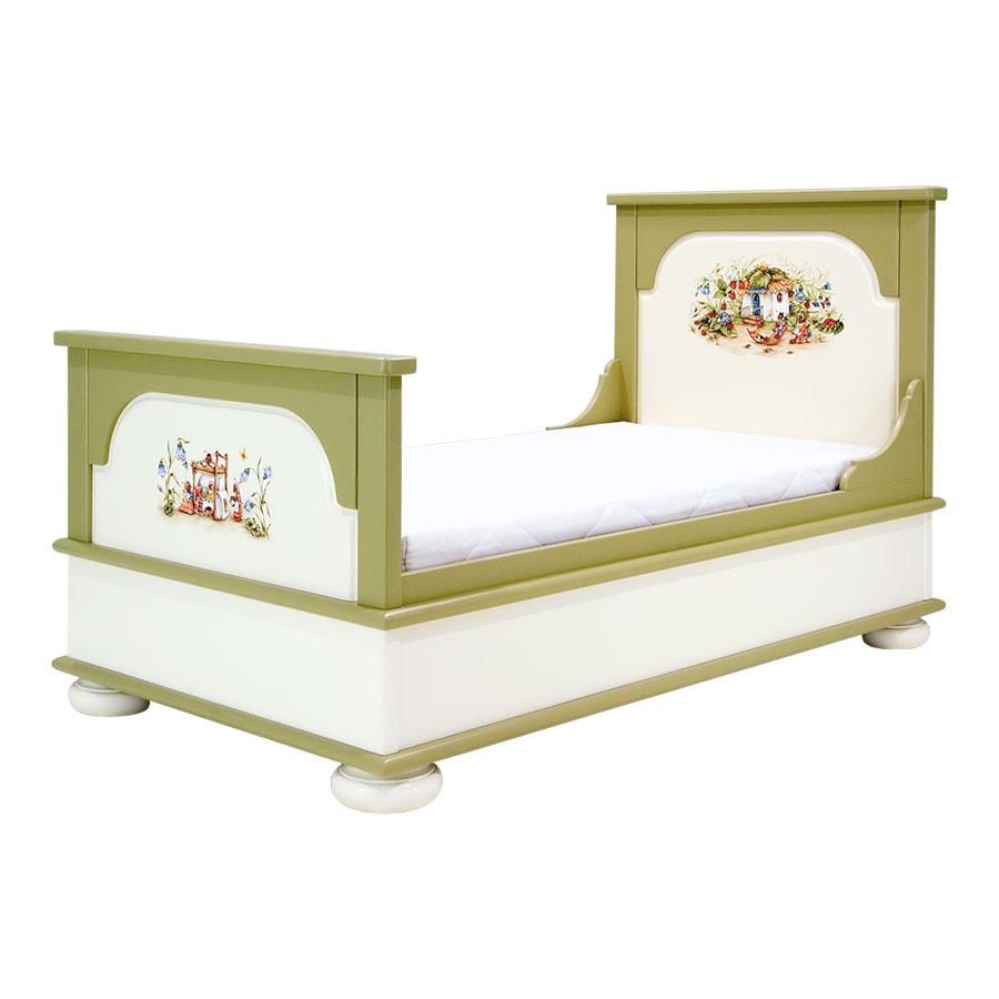 Подросткова кровать Woodright Willie Winkie Ants VillageКровати дл подростков<br><br>