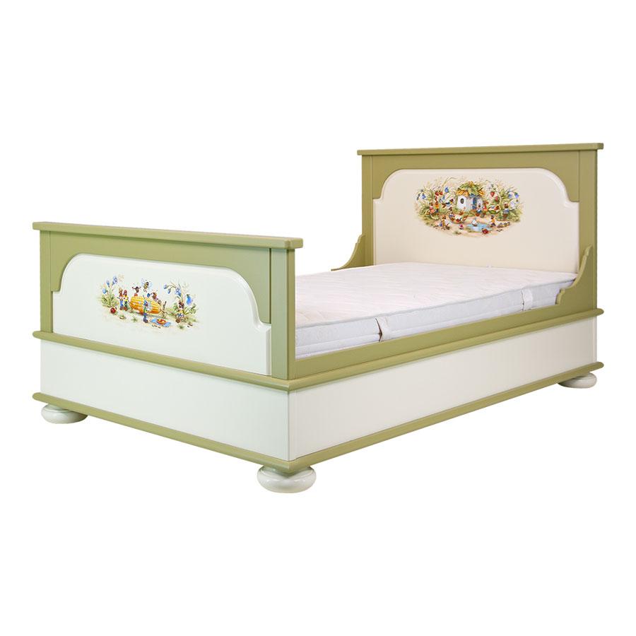 Подростковая кровать Woodright Willie Winkie Ants VillageКровати для подростков<br><br>