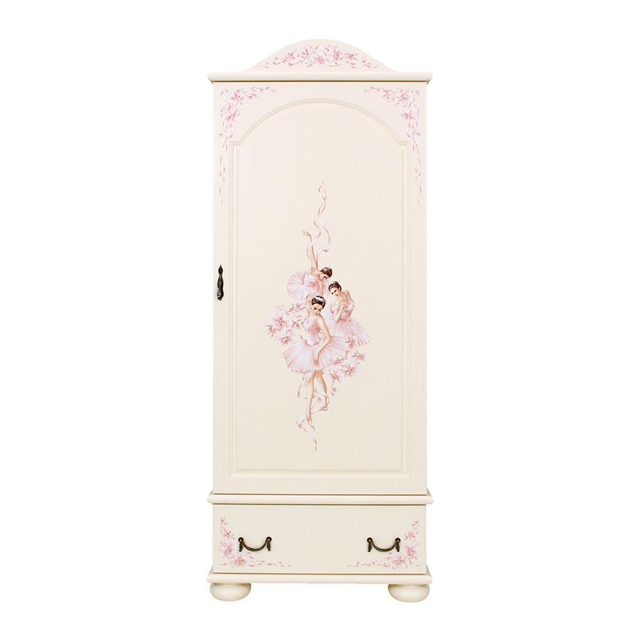 Шкаф для одежды Woodright Willie Winkie BalletШкафы, стеллажи<br><br>