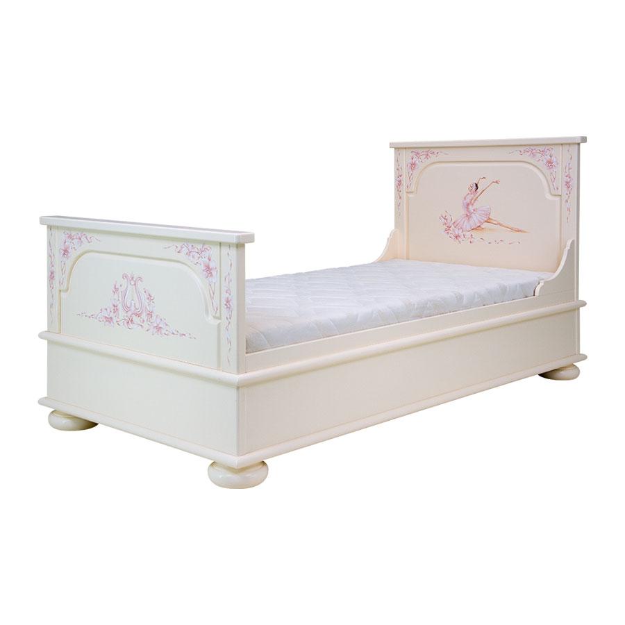 Подростковая кровать Woodright Willie Winkie BalletКровати для подростков<br><br>