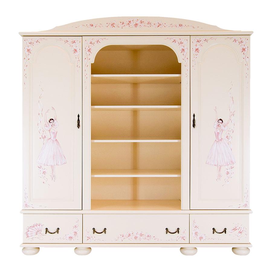 Шкаф комбинированный Woodright Willie Winkie BalletШкафы, стеллажи<br><br>