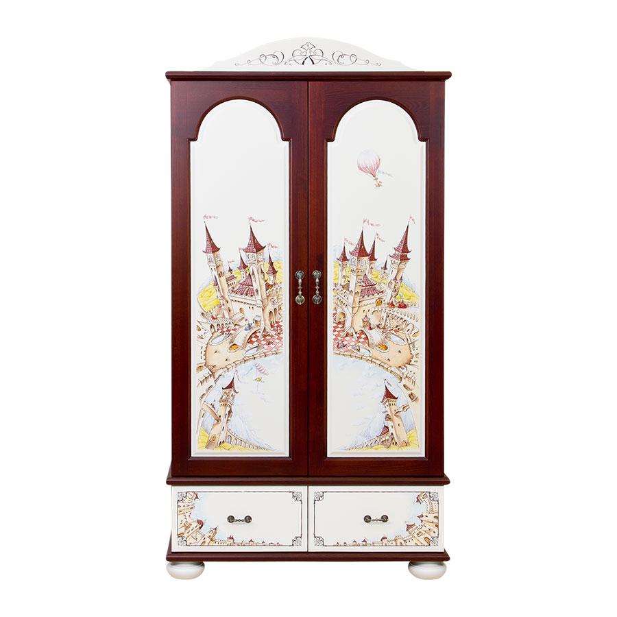 Шкаф для одежды Woodright Willie Winkie Fantasy KingdomШкафы, стеллажи<br><br>