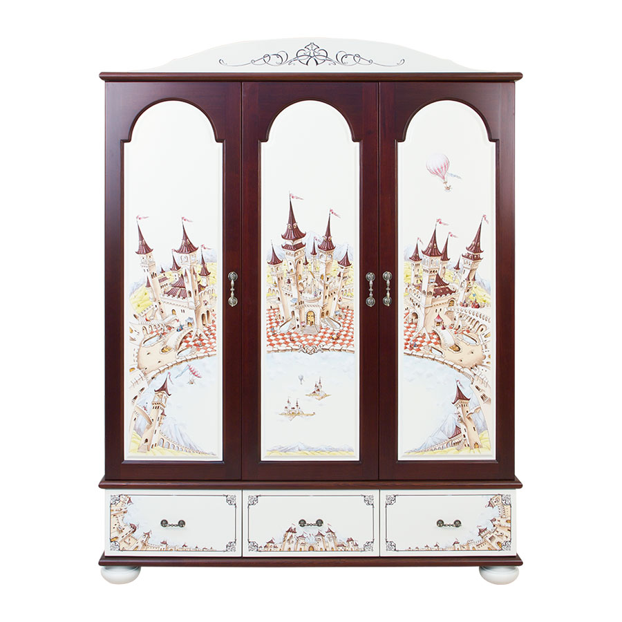Шкаф для одежды Woodright Willie Winkie Fantasy Kingdom