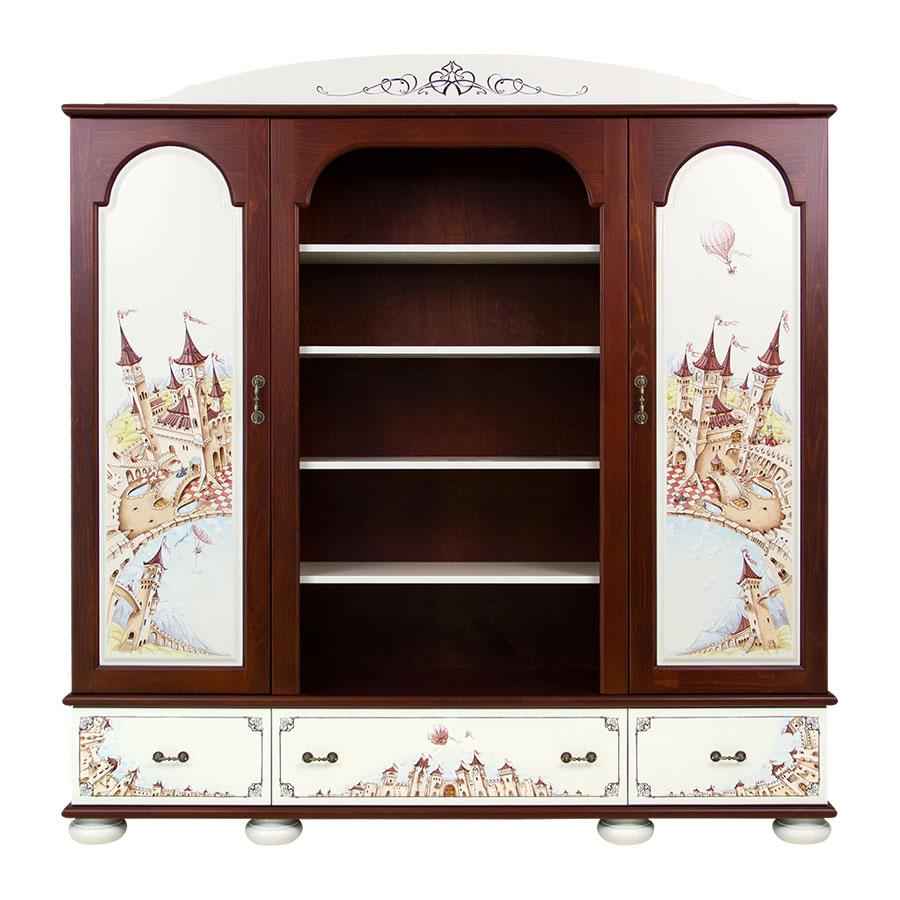 Шкаф комбинированный Woodright Willie Winkie Fantasy KingdomШкафы, стеллажи<br><br>