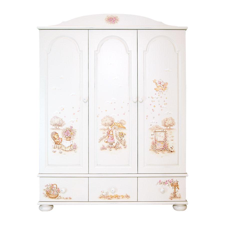 Шкаф для одежды Woodright Willie Winkie MollyШкафы, стеллажи<br><br>