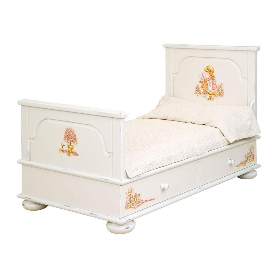 Подростковая кровать с ящиками Woodright Willie Winkie Molly