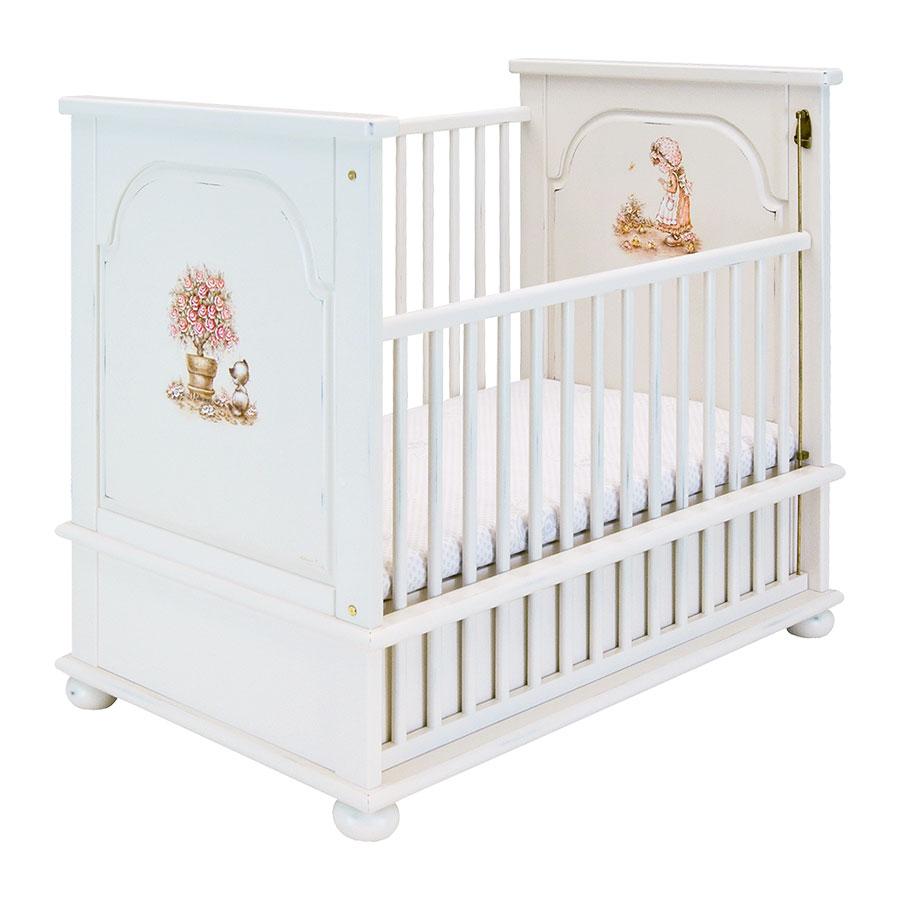 Кроватка для новорождённого Woodright Willie Winkie MollyКровати для новорождённых<br><br>
