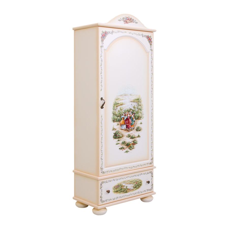 Шкаф для одежды Woodright Willie Winkie PastoralШкафы, стеллажи<br><br>