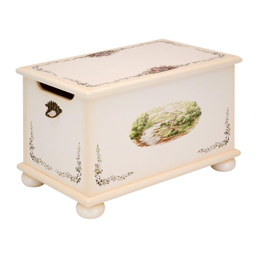 Ящик для игрушек Woodright Willie Winkie PastoralЯщики для игрушек<br><br>