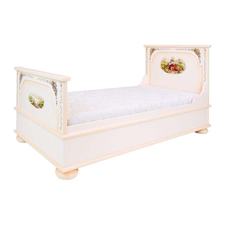 Подростковая кровать Woodright Willie Winkie PastoralКровати для подростков<br><br>
