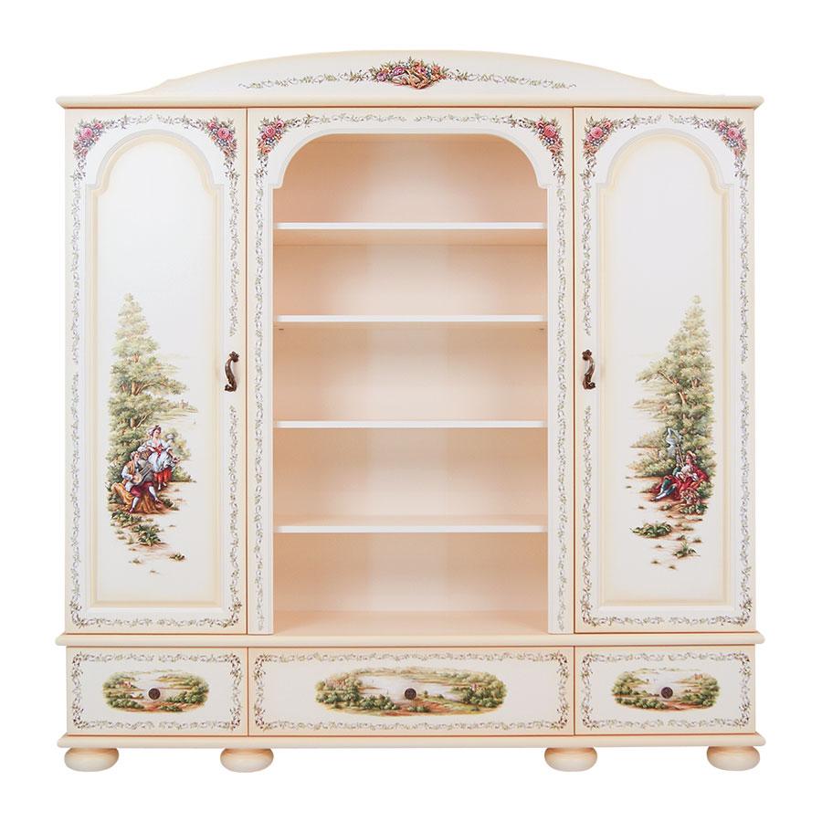 Шкаф комбинированный Woodright Willie Winkie PastoralШкафы, стеллажи<br><br>