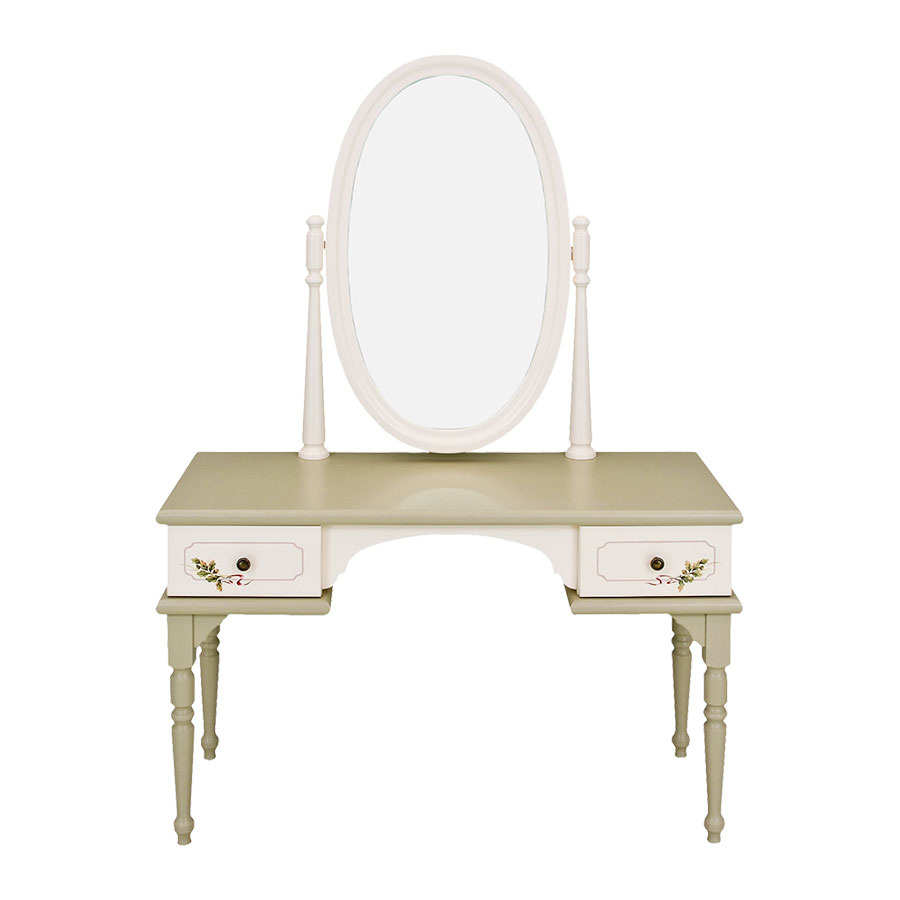 Столик туалетный с зеркалом Woodright Willie Winkie Rural SceneryСтолы<br><br>