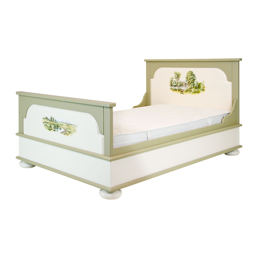 Подростковая кровать Woodright Willie Winkie Rural Scenery