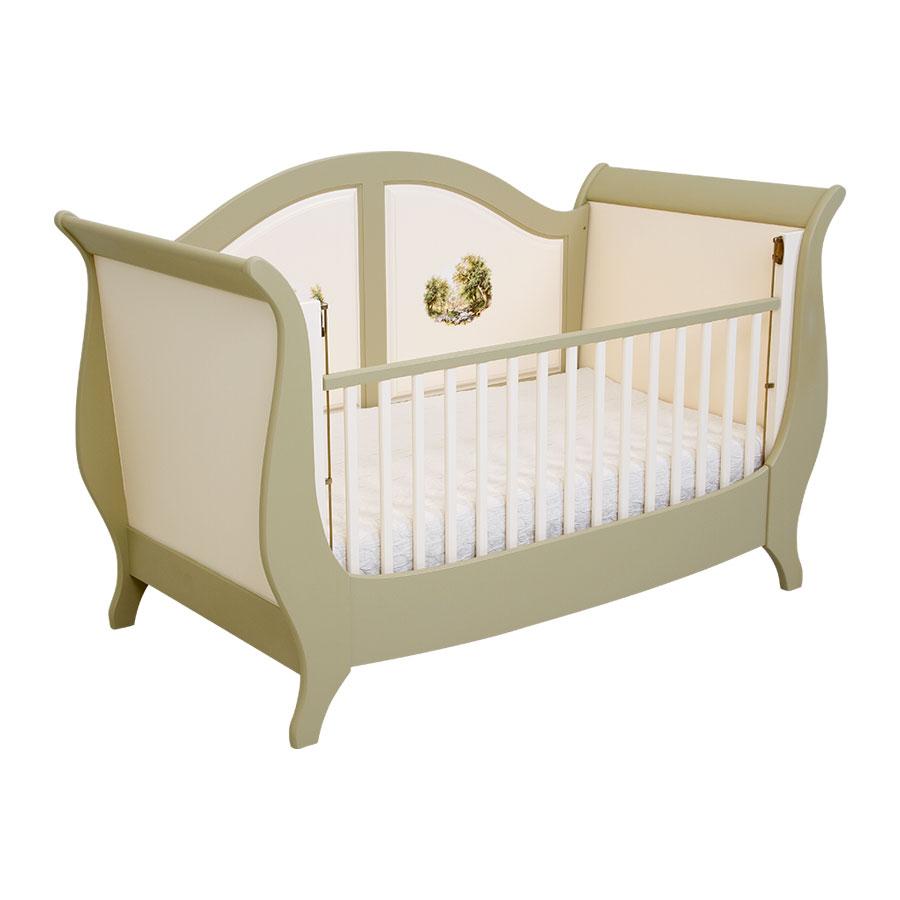 Кровать-трансформер Woodright Willie Winkie Rural Scenery для новорожденногоКровати-трансформеры<br><br>