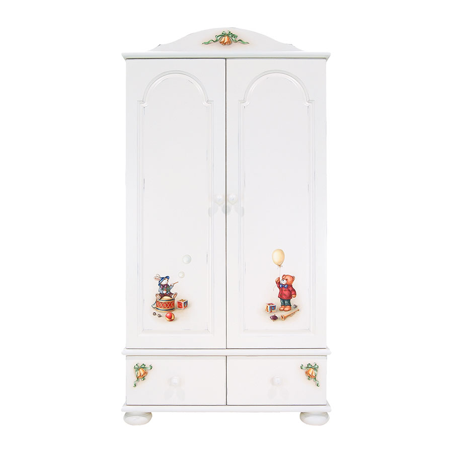 Шкаф для одежды Woodright Willie Winkie Teddy BearШкафы, стеллажи<br><br>
