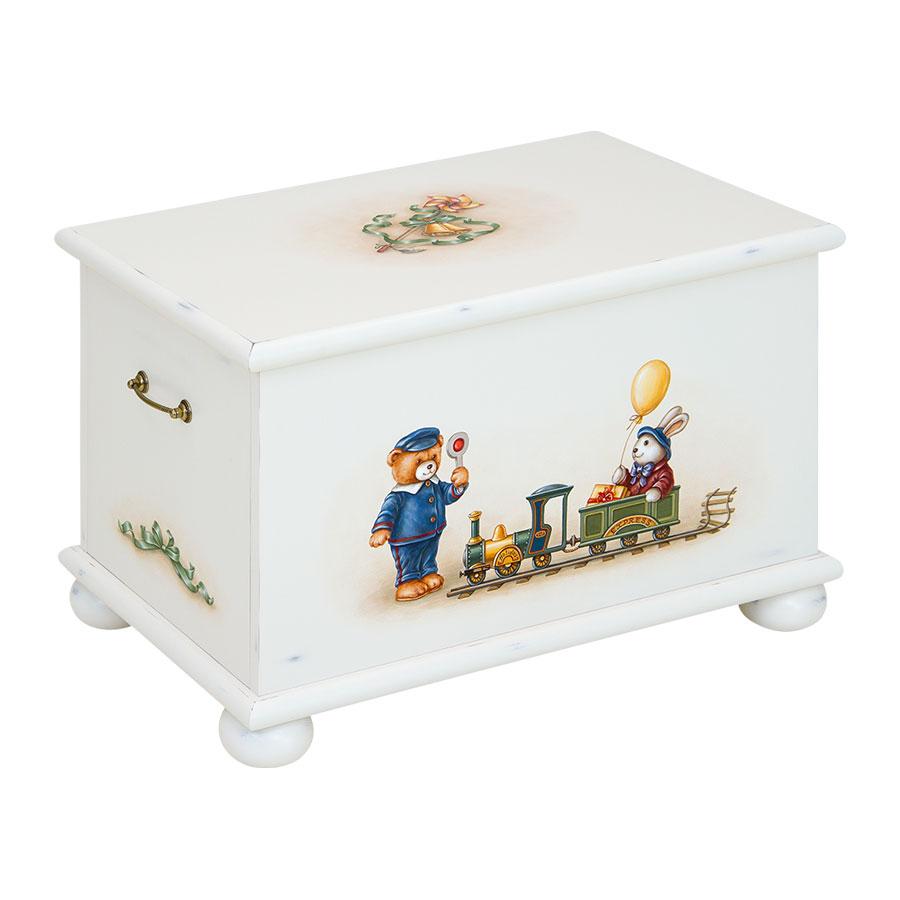 Ящик для игрушекWoodright Willie Winkie Teddy BearЯщики для игрушек<br><br>