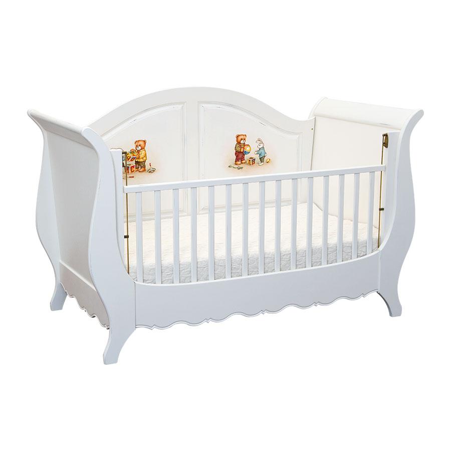 Кровать-трансформер для новорожденного Woodright Willie Winkie Teddy BearКровати-трансформеры<br><br>