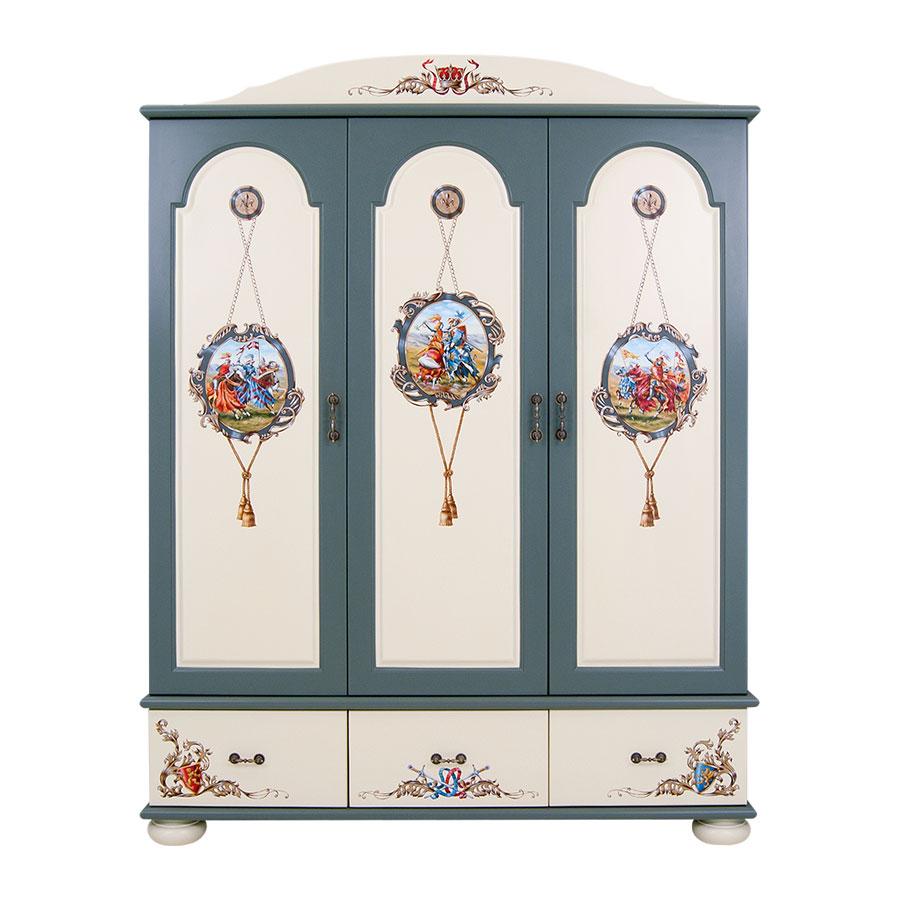 Шкаф для одежды Woodright Willie Winkie TemplarsШкафы, стеллажи<br><br>
