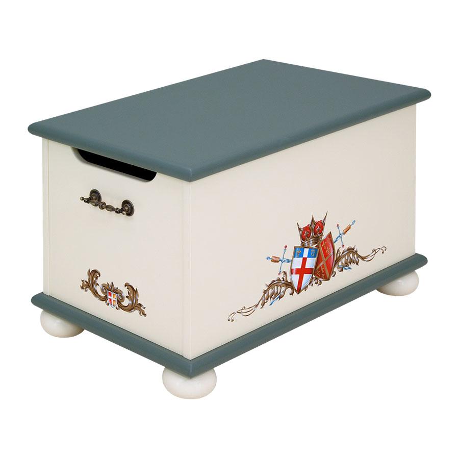 Ящик для игрушек Woodright Willie Winkie TemplarsЯщики для игрушек<br><br>