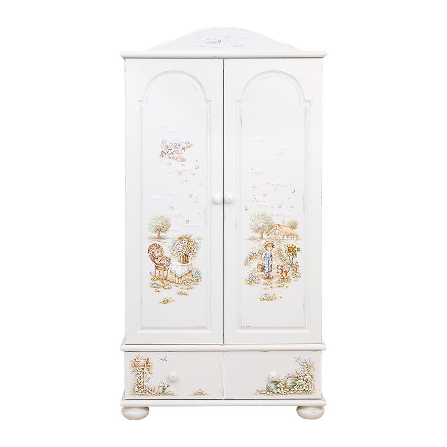 Шкаф для одежды Woodright Willie Winkie TommyШкафы, стеллажи<br><br>