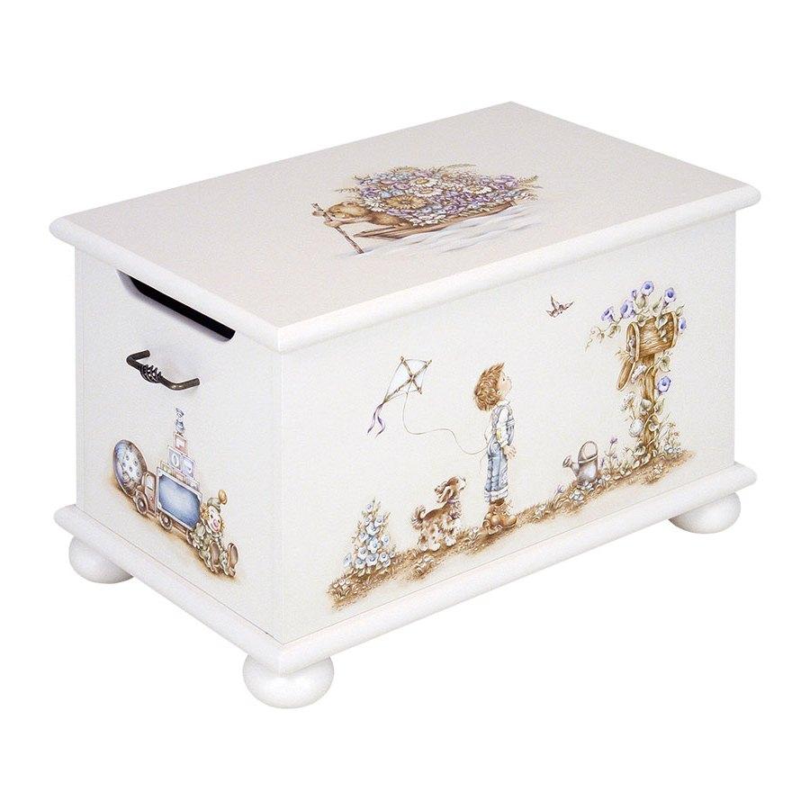 Ящик для игрушек Woodright Willie Winkie TommyЯщики для игрушек<br><br>