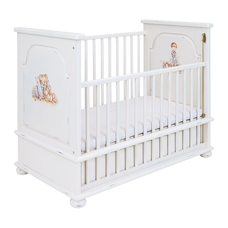 Кроватка для новорождённого Woodright Willie Winkie TommyКровати для новорождённых<br><br>