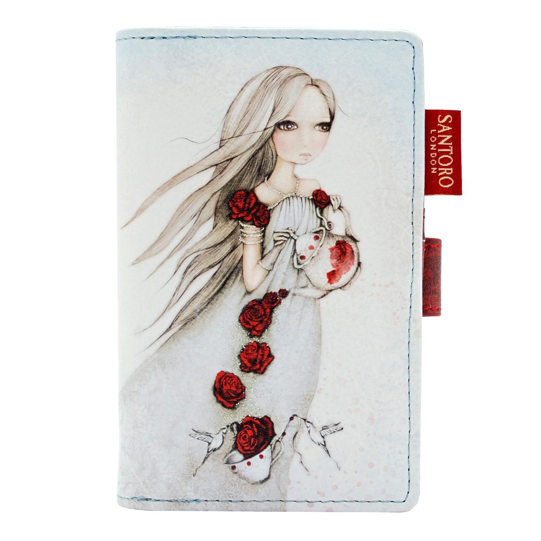 Купить Кошелек Rose Tea серия Феи 14х9х3 см, Santoro London