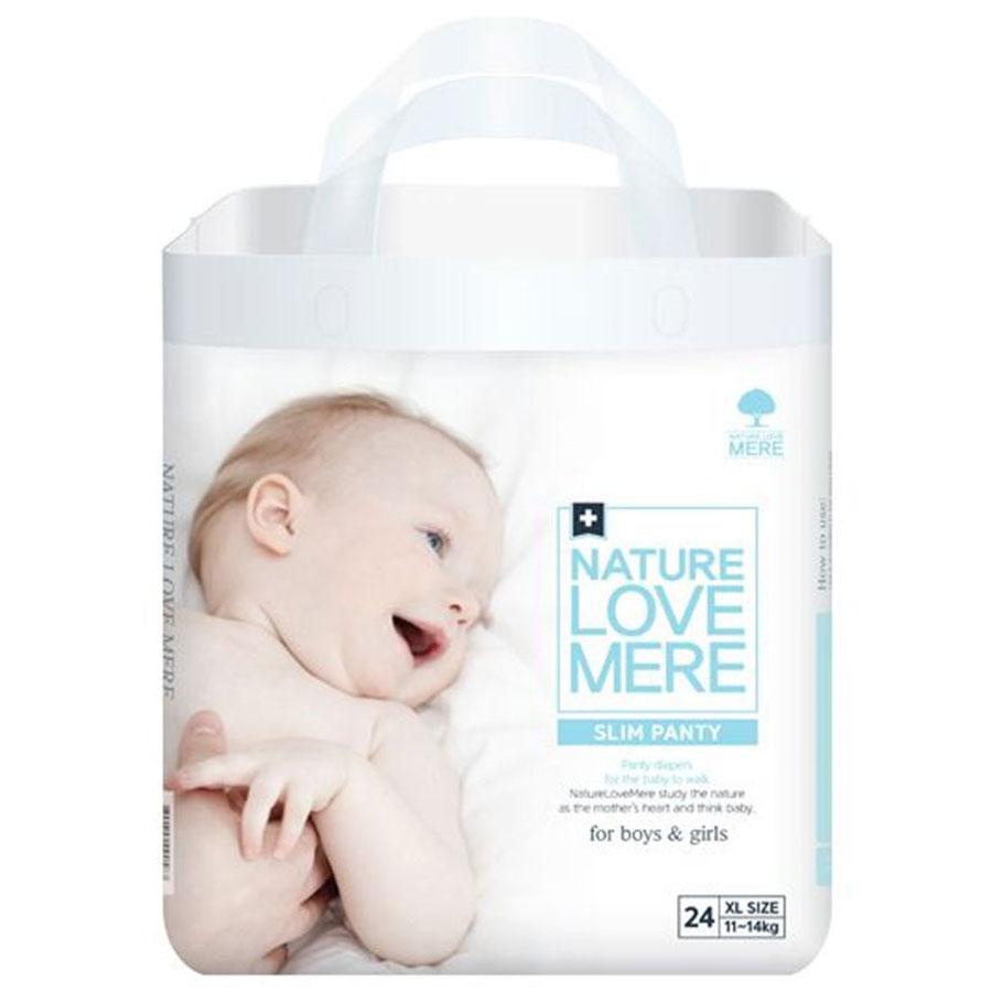 Трусики Nature Love Mere Panty Diaper Xl 11-14 кг, 24 шт.