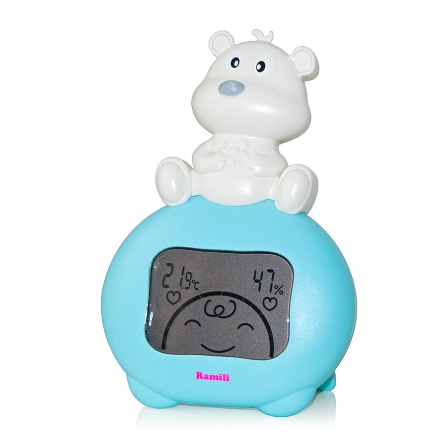Термометр-гигрометр Ramili Baby