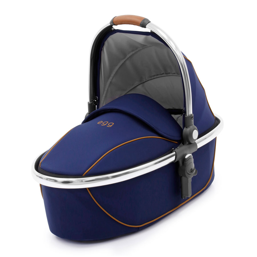 Люлька egg Stroller Egg Carrycot Regal Navy &amp; Mirror FrameКоляски 2 в 1<br><br>