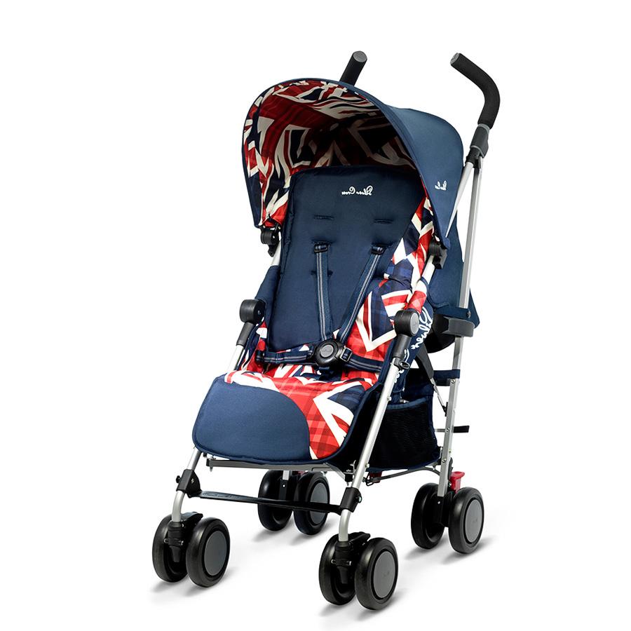 Прогулочная коляска Silver Cross Pop 2  Cool BritanniaКоляски прогулочные<br><br>
