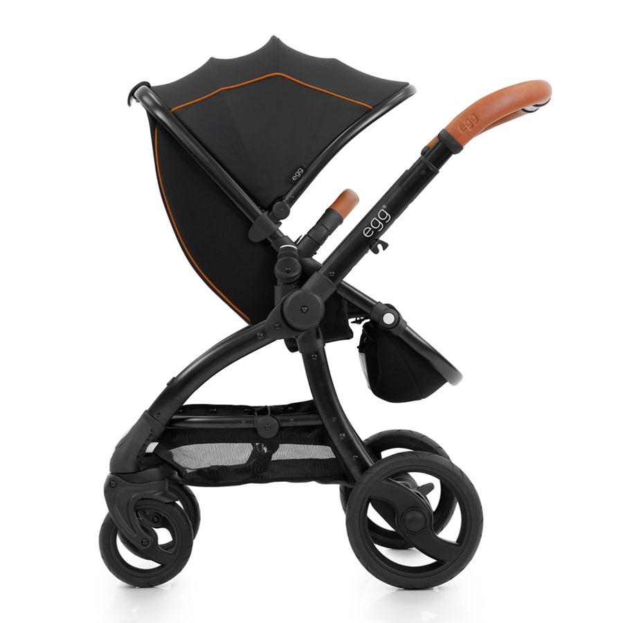 Коляска egg Stroller Egg Espresso&Black Chassis  - купить со скидкой