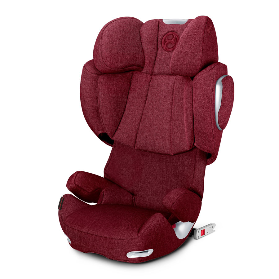 Кресло автомобильное Cybex Solution Q3-fix Plus Infra Red
