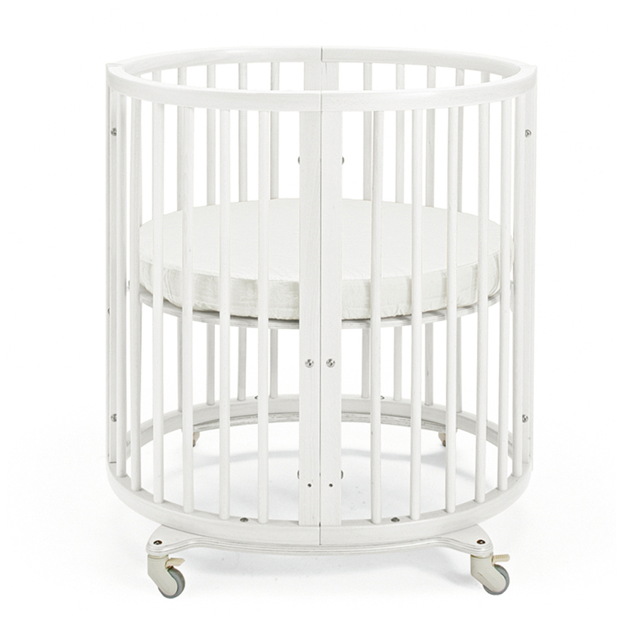 Люлька Stokke Sleepi Mini White белыйКолыбели и люльки<br><br>