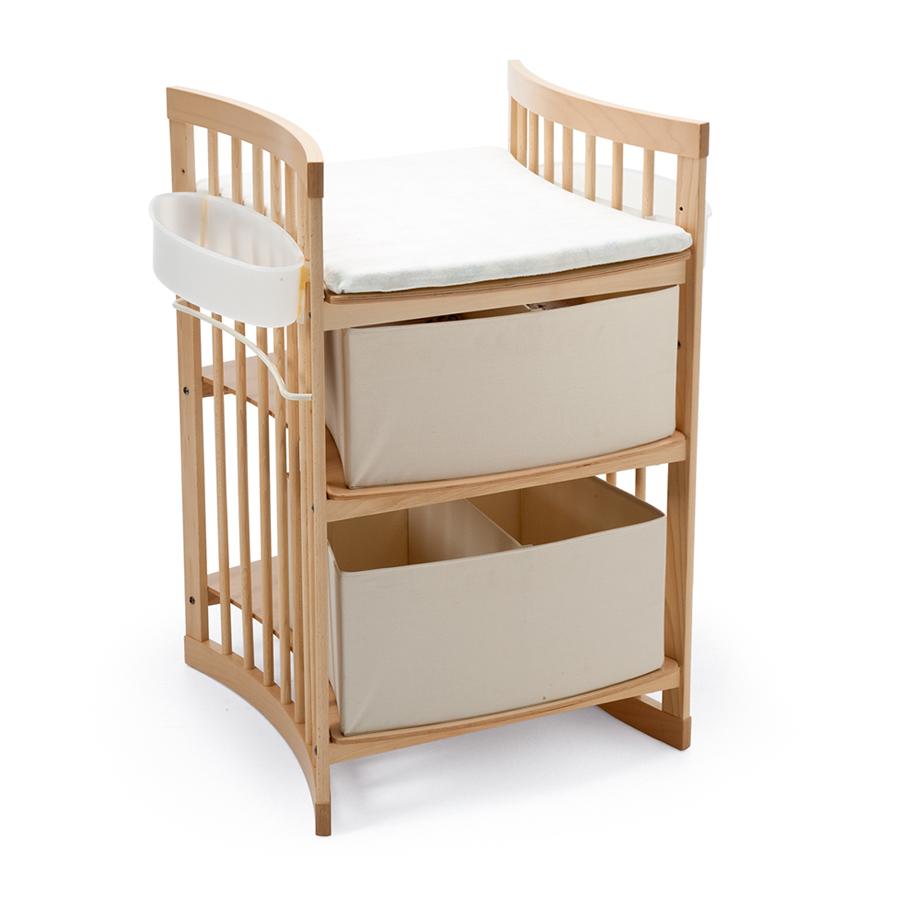 Пеленальный столик-комод Stokke Care NaturalКомоды, Столы для пеленания<br><br>