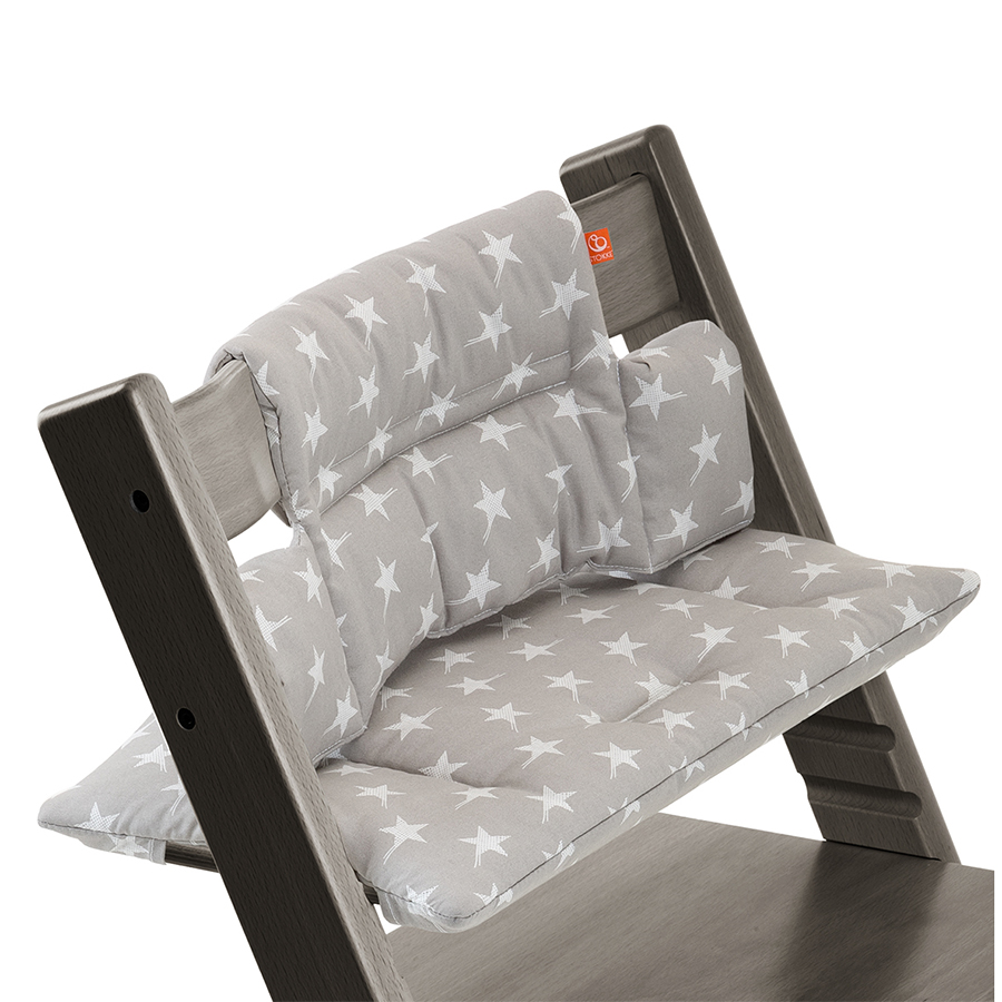 Подушка Stokke для стульчика Tripp Trapp Storm GreyСтулья, табуретки, банкетки<br><br>