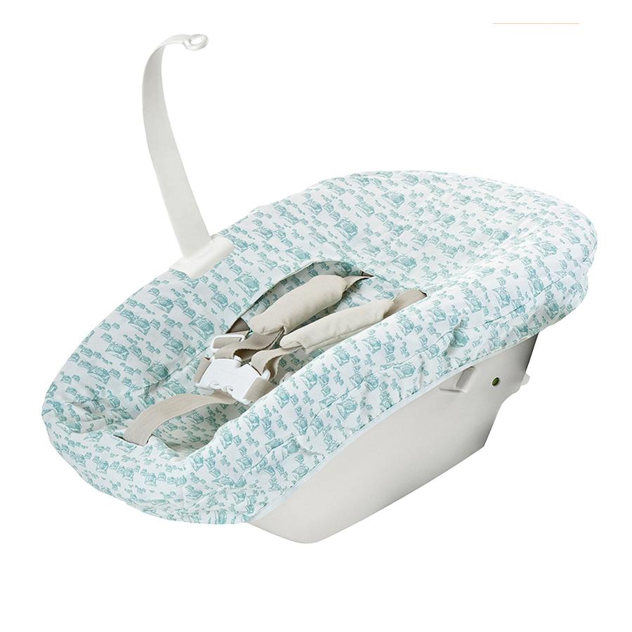 Чехол Stokke для сиденья на стульчик Tripp Trapp Aqua,  для новорожденногоСтулья, табуретки, банкетки<br><br>