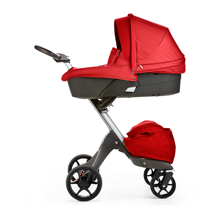 Коляска 2 в 1 Stokke Xplory RedКоляски 2 в 1<br><br>
